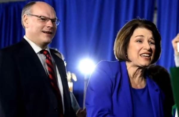 FINALLY! Amy Klobuchar Admits Miracle Drug Hydroxychloroquine Saved Her Husband's Life (VIDEO)