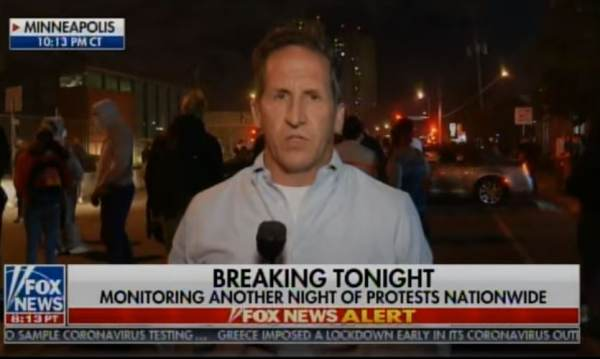 Minneapolis Police and National Guard DISAPPEAR — Allow Angry Leftist Rioters to Loot and Burn AGAIN Despite Curfew (VIDEO)