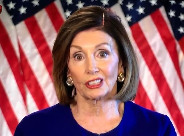 Pelosi's Latest $3 Trillion Stimulus Plan Is Unlawful  — Supreme Court Decision 10 DAYS AGO Makes it a Felony to Give Free Cash to Illegal Aliens