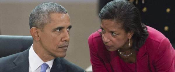 Larry C. Johnson: How Can Susan Rice Know What Obama and Comey Said if She Was Not Present?