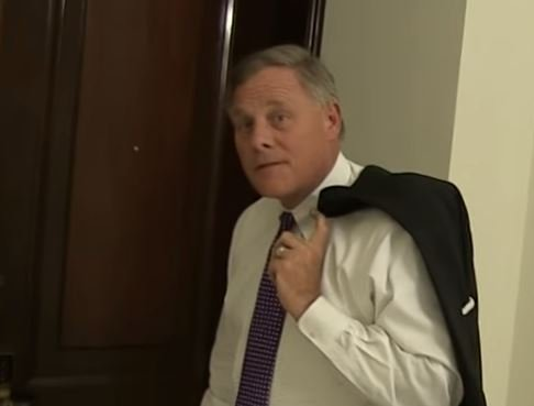 BREAKING: FBI Seizes Senator Burr's Phone in Connection with Federal Investigation Into His Stock Trades