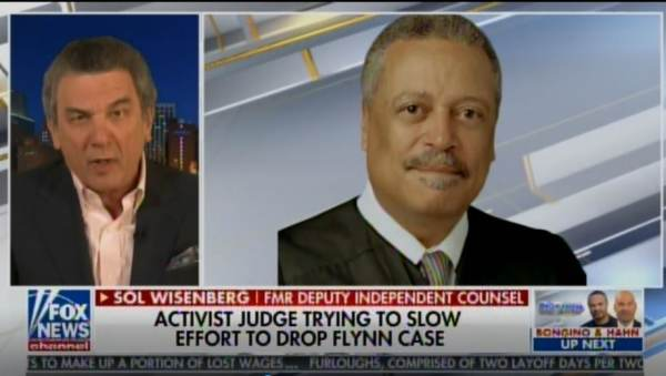 """Attorney Sol Wisenberg Drops a Bomb on Judge Sullivan's Corrupt Actions: """"If the Government Wants to Dismiss a Case – The District Court Cannot Refuse to Do So!"""""""