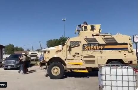 Armed Texas SWAT Team Raids Daddy Zane's Bar in West Odessa After Breaking State Orders and Reopening — 8 Arrested!