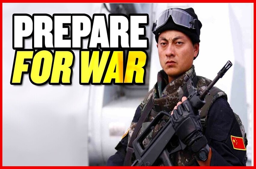 China Must 'Prepare for War' – Xi Jinping – India and China Military Build Up