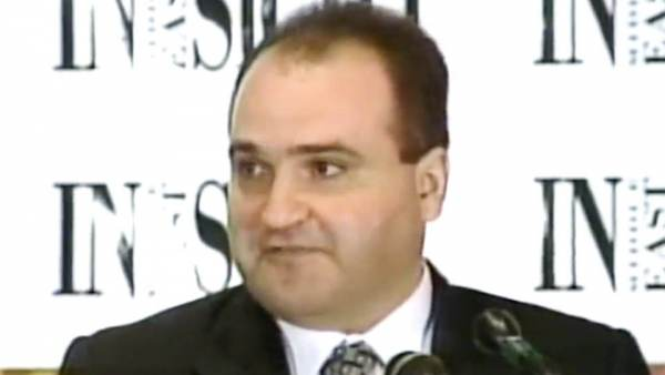 Mueller's Star Witness George Nader Sentenced to 10 Years in Prison on Child Sex Crime Charges