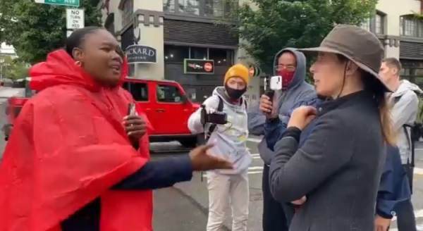 """""""If You Want to Look at the Devices of the Devil, You Have to Look at the Democrat Party"""" – Black Preacher Bevelyn Beatty from Viral CHAZ Video Takes on Satan's Party (VIDEO)"""