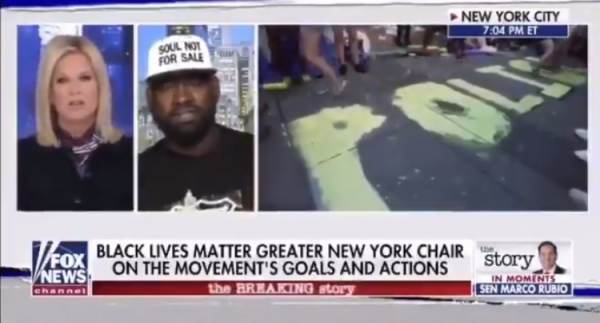 Black Lives Matter Leader: 'If This Country Doesn't Give Us What We Want, Then We Will Burn Down This System' (VIDEO)