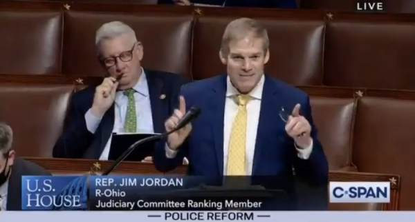 "Hero Jim Jordan RIPS Jerry Nadler For Calling Antifa Domestic Terrorists ""Imaginary"" on House Floor (VIDEO)"