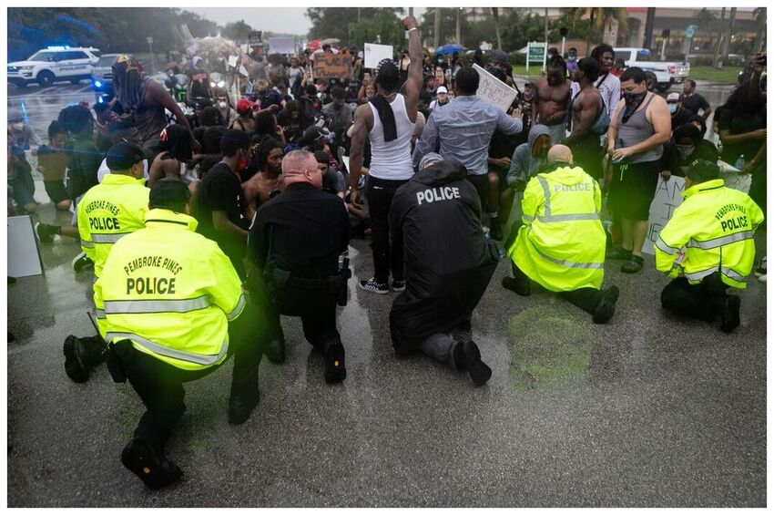 Michelle Malkin: Get Up Off Your Knees