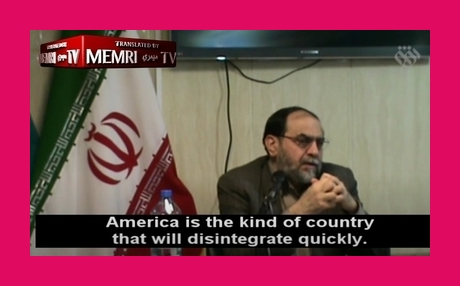 Iran's Plans for the Disintegration of the West