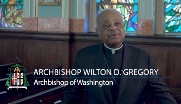 Disgusting! DC Archbishop Gregory Knew About Trump's Historic Visit to John Paul II Shrine a Week Before Event — Then Lied and Feigned Outrage to the Press