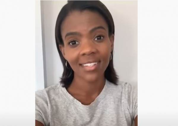 """GOING VIRAL: Candace Owens Posts Video, """"I DO NOT support George Floyd!… He Was a Violent Criminal"""""""