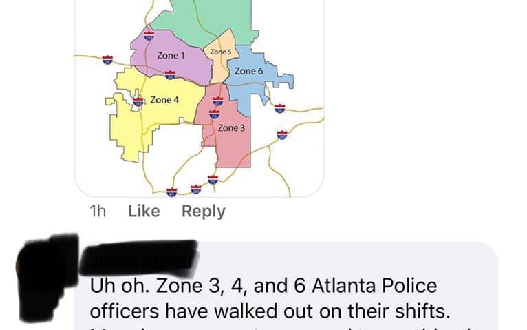 """UPDATE: Atlanta Dispatcher Spends 14 Minutes Giving Long List of Calls """"Code 12"""" Where No Report Taken Because They Had No One to Send"""