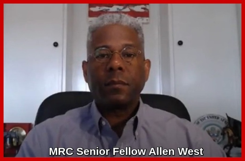 Allen West: BLM 'Is All About the Rule of the Mob…It Cannot Be Allowed to Exist'