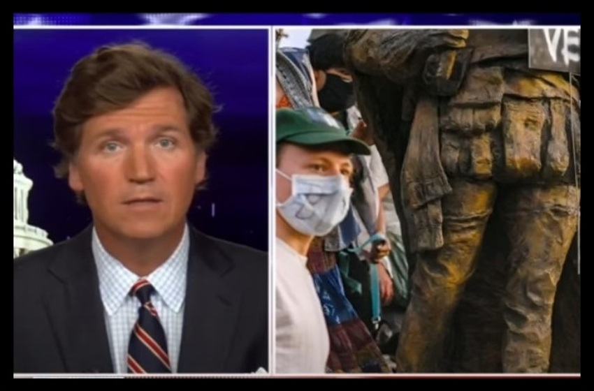 Tucker Carlson: Rioters are 'The Armed Militia of The Democratic Party'