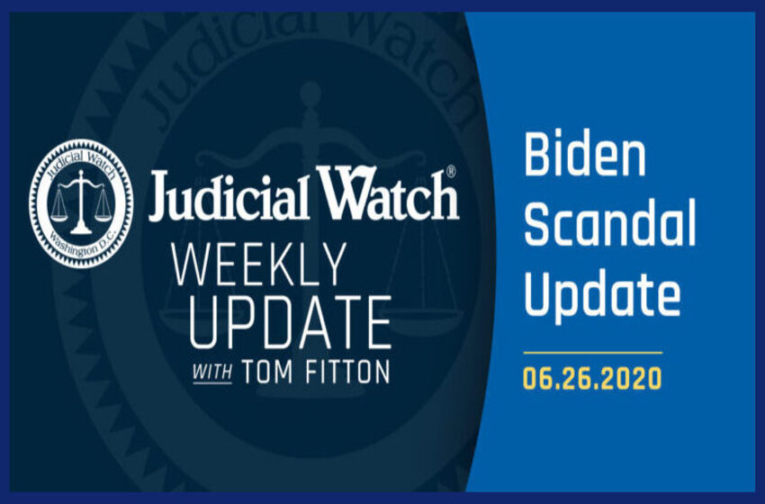 Biden Scandal Update