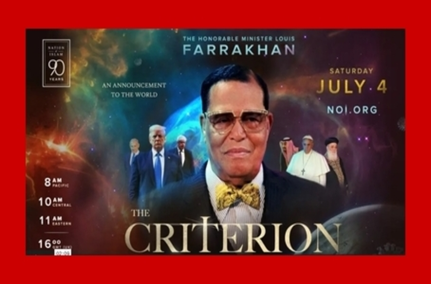 Breaking News: Fox Streaming Service Appears to Cancel Farrakhan Program