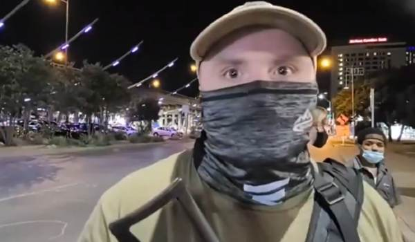 BLM Protester Fatally Shot in Austin: 'People Who Hate Us' Are 'Too Big of P-ssies to Actually Do Anything About It'