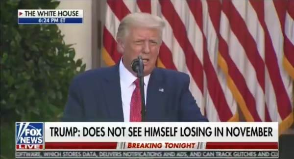 """""""Biden's Entire Career Has Been a Gift to the Chinese Communist Party"""" – President Trump SHREDS Biden's Policies at WH Press Conference (VIDEO)"""