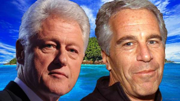 """Ghislaine Maxwell Documents Unsealed – Bill Clinton Was on Epstein Island with Jeffrey Epstein, Maxwell and """"2 Young Girls"""""""