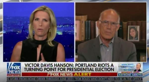 "Laura Ingraham Warns Voters on a Democrat Administration: ""Imagine If They Have the Justice Department to Terrorize People"" (VIDEO)"