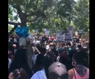 Confirmed: Black Man Found Hanging from a Tree in California Ruled Suicide NOT Lynching