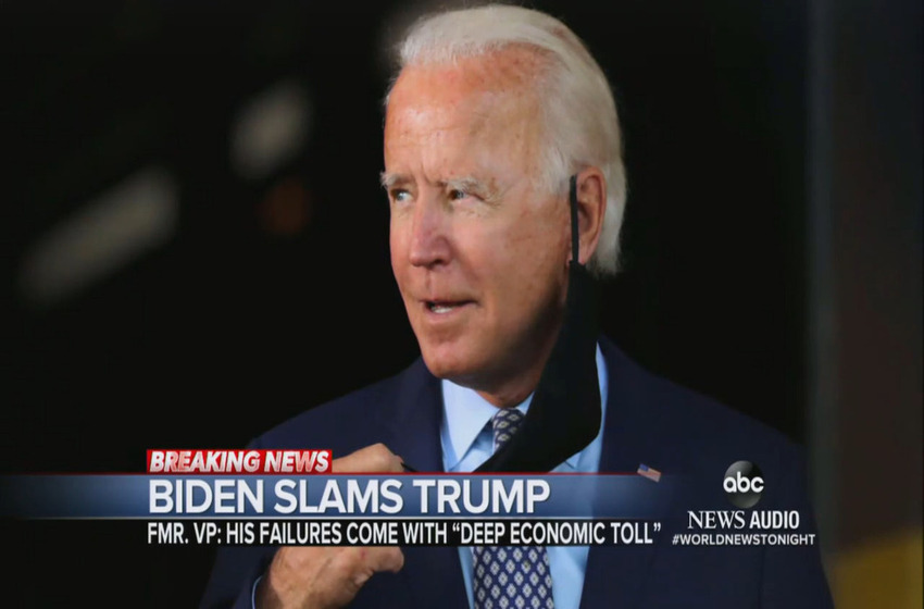 STUDY: 150 TIMES More Negative News on Trump than Biden