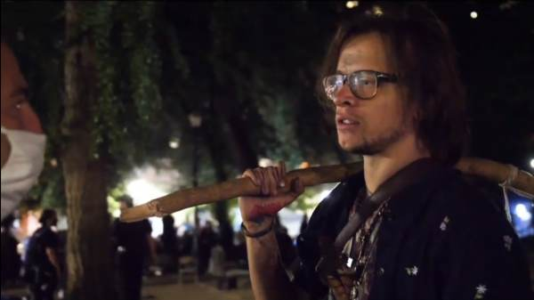 """VIDEO: Ami Horowitz Goes To Portland; Rioters Promote Violence, Say It's Time To """"End The American Experiment"""""""