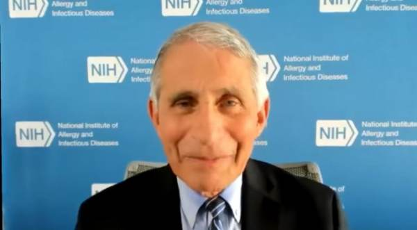 Fauci Warns Vaccine May Only Help Control Coronavirus Pandemic