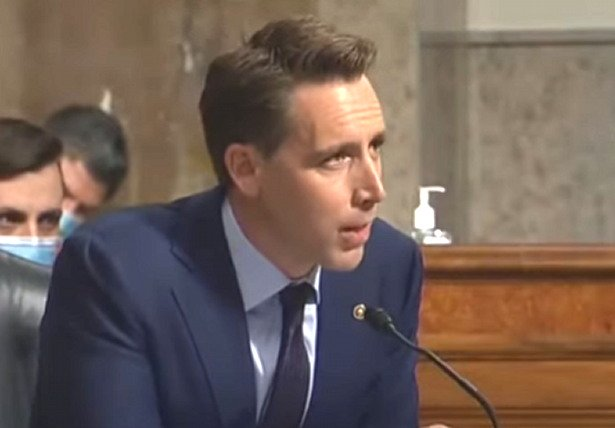 Senator Josh Hawley Rips Into Sally Yates Over FISA Abuses During Hearing (VIDEO)