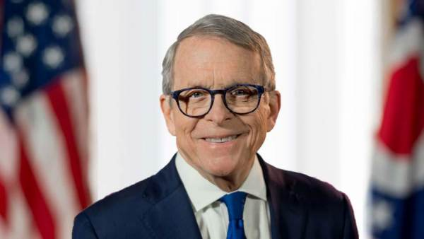 Ohio Governor Mike DeWine Tests Negative For Covid-19 Hours After Testing Positive For Covid-19