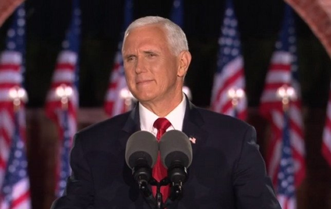 Vice President Mike Pence Rocks Republican Convention With Speech Celebrating America And Trump (VIDEO)