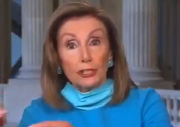 Nancy Pelosi Admits China Wants Joe Biden To Be Elected President (VIDEO)