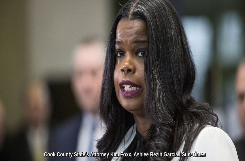 25,183: That's the Number of Felony Cases Reportedly Dropped by Cook County State's Attorney Kim Foxx