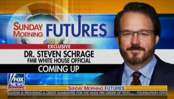 Steven Schrage Comes Out of Nowhere on Maria Bartiromo's Show and Muddies the Waters – Is He a True Patriot or Deep State Slime?