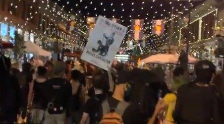 Denver Black Lives Matter Mobs Swarming Restaurants, Harassing Diners With Their Tantrums… AGAIN (VIDEO)