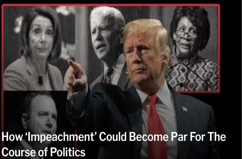 How 'Impeachment' Could Become Par For The Course of Politics