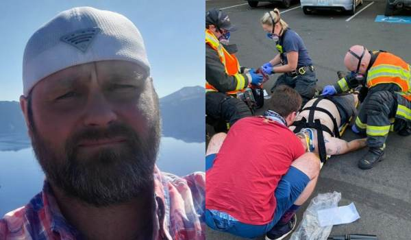EXCLUSIVE: Militant Leftist Attempts to Kill Conservative Activist After Memorial for Trump Supporter Murdered By Portland Antifa (VIDEOS)
