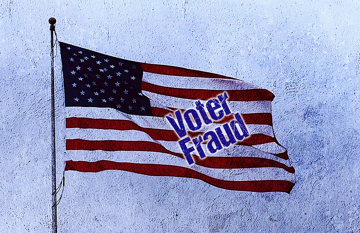 Voter Fraud Claims Add To Election Fever