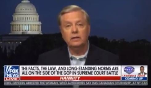 "Senator Lindsey Graham: ""We've Got the Votes to Confirm the Justice on the Floor of the Senate BEFORE the Election"" (VIDEO)"