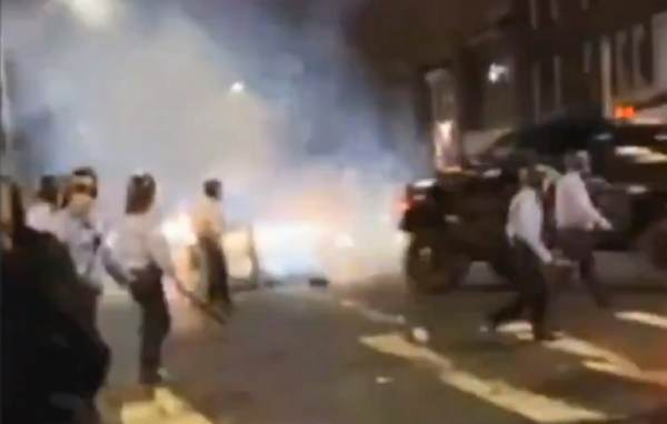 BREAKING: Driver Runs Over Police Officer in Philly During Black Lives Matter Riot (VIDEO)