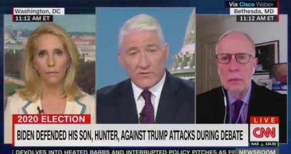 CNN's John King Calls Hunter Biden a 'Swamp Creature Using His Family Name to Make Money Around the World' (VIDEO)