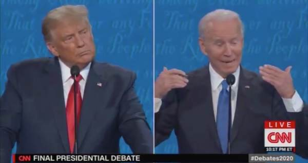 """Joe Biden Points to Trump and Says, """"Abraham Lincoln Here is One of the Most Racist Presidents We've Had in Modern History"""" (VIDEO)"""