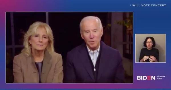 "Joe Biden Confuses President Trump with George Bush, ""4 More Years of George, Uh George…Uh"" (VIDEO)"