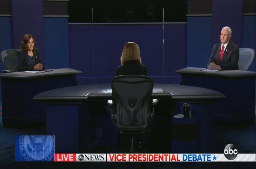 INEXCUSABLE: VP Debate Moderator COLLUDES With Harris, Avoids Court Packing