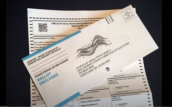 4Chan Users Claim to Have Found Way to Easily Change People's Voter Registration and Cancel Ballots Online in Oregon and Washington