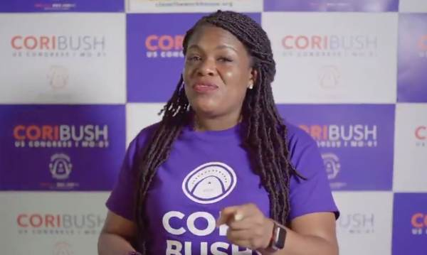 Communist Democrat Congressional Candidate Cori Bush Calls to Defund the Pentagon and Make America Defenseless