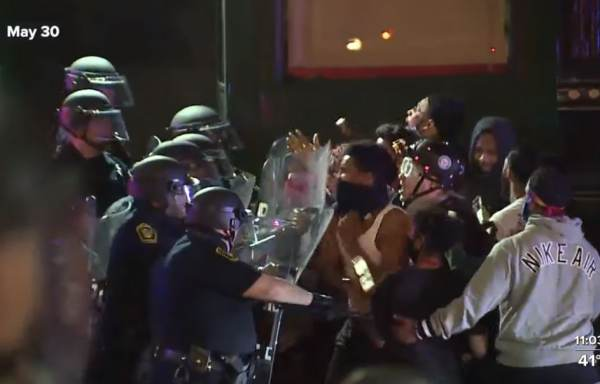 90 Street Thugs Sued for Damage Done to Local Cincinnati Businesses During BLM Riots in May (VIDEO)