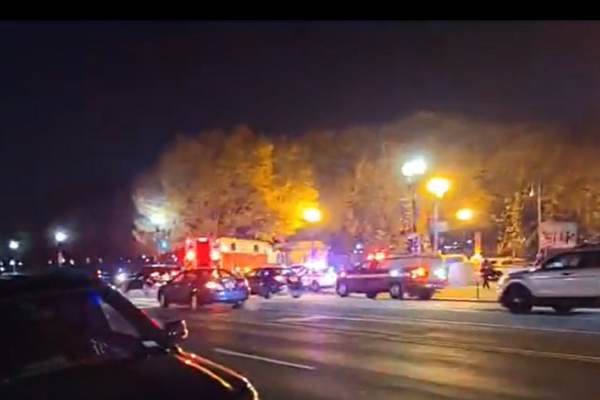 BREAKING: Secret Service and DC Fire Investigating Vehicle, Livestreamer Says There Was an Attempted Attack on White House (VIDEO)