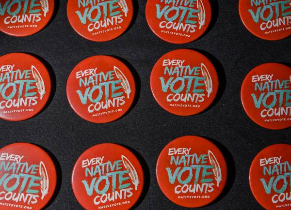 EXCLUSIVE: Native American Voter Bribe Efforts Were Partially Funded By Soros and Government Agencies — Powered By Act Blue